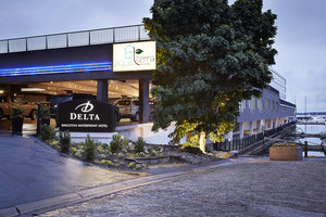Exterior view - Delta Hotel by Marriott Kingston Waterfront