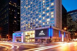 Exterior view - Delta Hotel by Marriott City Centre Ottawa