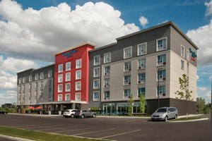 Exterior view - TownePlace Suites by Marriott Kanata