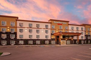 Exterior view - TownePlace Suites by Marriott Red Deer