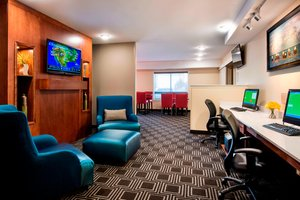 Conference Area - TownePlace Suites by Marriott Red Deer