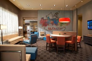 Lobby - Towneplace Suites by Marriott Downtown Windsor