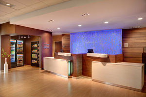 Lobby - Fairfield Inn & Suites by Marriott Regina