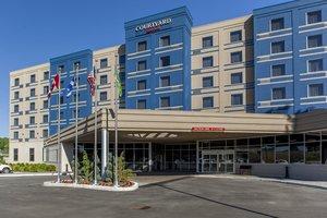 Exterior view - Courtyard by Marriott Hotel West Island Baie-D'Urfe