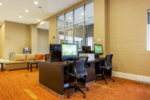 Conference Area - Courtyard by Marriott Hotel West Island Baie-D'Urfe