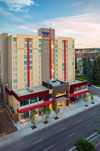 Exterior view - Fairfield Inn & Suites by Marriott Downtown Calgary