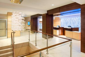 Lobby - Fairfield Inn & Suites by Marriott Downtown Calgary