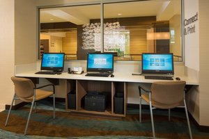 Conference Area - Fairfield Inn & Suites by Marriott Downtown Calgary