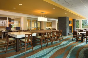 Restaurant - Fairfield Inn & Suites by Marriott Downtown Calgary