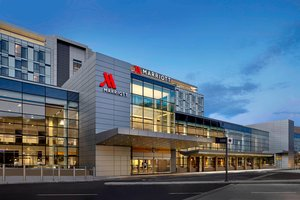 Exterior view - Marriott Hotel Airport Calgary