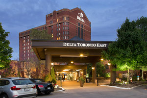Exterior view - Delta Hotel by Marriott Scarborough