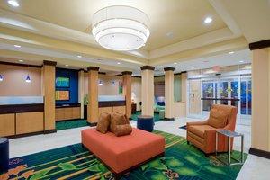 Lobby - Fairfield Inn & Suites by Marriott Albany