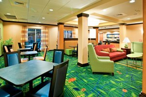 Restaurant - Fairfield Inn & Suites by Marriott Albany