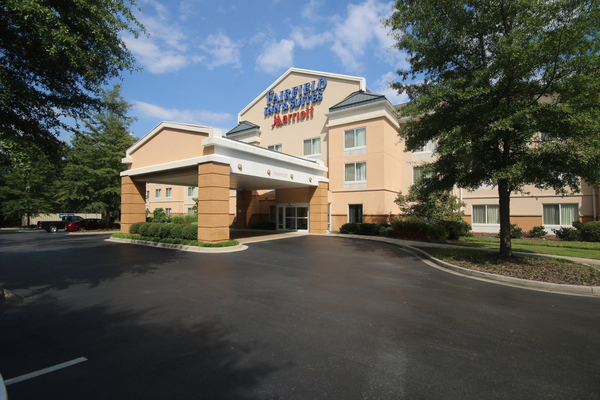 Fairfield Inn and Suites by Marriott Aiken