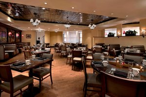Restaurant - Marriott Hotel Airport Albany