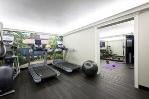 Fitness/ Exercise Room - Graduate Hotel Ann Arbor