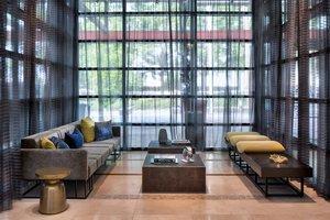 Lobby - Marriott Buckhead Conference Center Hotel Atlanta
