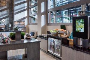 Bar - Marriott Buckhead Conference Center Hotel Atlanta