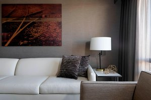 Suite - Marriott Hotel Century Center Atlanta