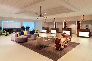 Lobby - Marriott Northwest Hotel Atlanta