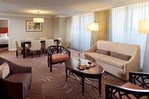 Suite - Marriott Northwest Hotel Atlanta