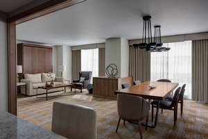 Suite - JW Marriott Hotel Austin