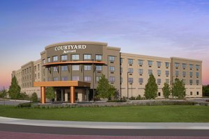 Exterior view - Courtyard by Marriott Hotel Pflugerville