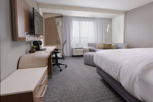 Room - Courtyard by Marriott Hotel Pflugerville
