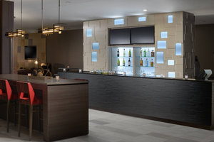 Restaurant - Courtyard by Marriott Hotel Pflugerville
