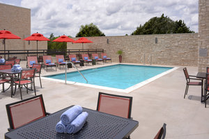 Recreation - Courtyard by Marriott Hotel Pflugerville