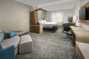 Suite - Courtyard by Marriott Hotel Southeast Murfreesboro
