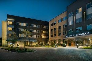 Exterior view - AC Hotel by Marriott Cambridge