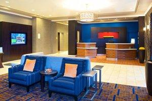 Lobby - Courtyard by Marriott Hotel Billerica