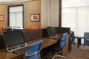 Conference Area - Courtyard by Marriott Hotel Billerica