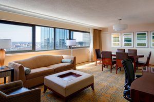 Suite - Marriott Copley Place Hotel Boston