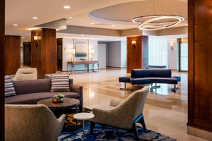 Lobby - Marriott Hotel Newton