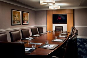 Meeting Facilities - Marriott Hotel Newton