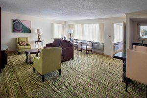 Suite - Marriott Hotel Peabody
