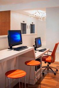 Conference Area - Residence Inn by Marriott Burlington