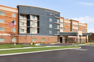 Exterior view - Courtyard by Marriott Hotel Westwood