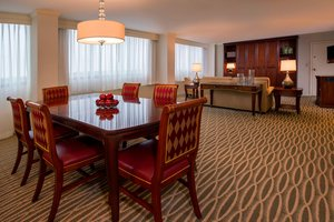 Suite - Marriott Hotel BWI Airport Linthicum