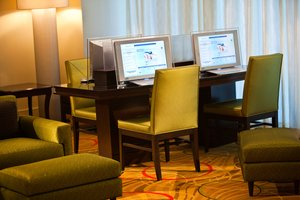 Conference Area - Marriott Hotel BWI Airport Linthicum
