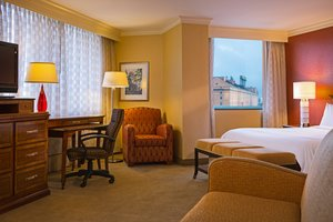Room - Marriott Hotel Inner Harbor Baltimore