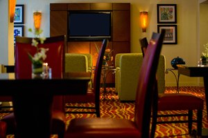 Bar - Marriott Hotel Inner Harbor Baltimore