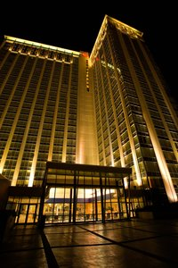 Exterior view - Marriott Waterfront Hotel Baltimore