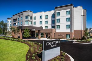 Exterior view - Courtyard by Marriott Hotel Cayce