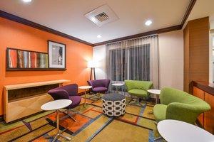 Lobby - Fairfield Inn & Suites by Marriott White Marsh