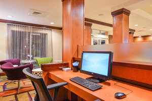 Conference Area - Fairfield Inn & Suites by Marriott White Marsh