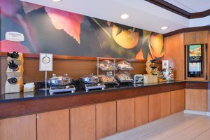 Restaurant - Fairfield Inn & Suites by Marriott White Marsh