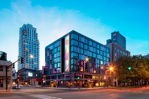 Exterior view - Moxy Hotel by Marriott Downtown Chicago